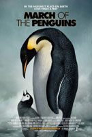 March of the Penguins Poster