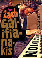 Zach Galifianakis Live at the Purple Onion Poster