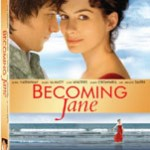 Becoming Jane DVD