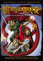 Dragonlance: Dragons of Autumn Twilight DVD