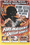Fire Maidens of Outer Space Poster