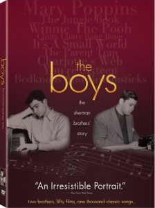 The Boys: The Sherman Brothers' Story DVD