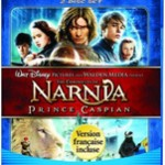 The Chronicles of Narnia: Prince Caspian Blu-Ray