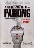 The Delicate Art of Parking Poster