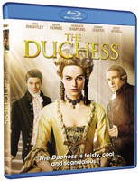 The Duchess Blu-ray
