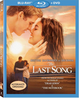 The Last Song Blu-ray