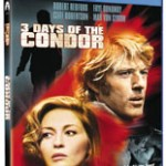 3 Days of the Condor Blu-ray