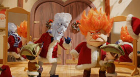 A Miser Brothers' Christmas - Review, DVD Review, Image Gallery & More