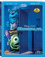 Monsters, Inc. Blu-ray