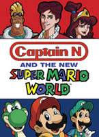 Captain N and the New Super Mario World DVD