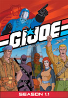 G.I. Joe Season 1.1 DVD