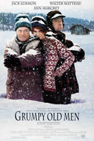 Grumpy Old Men Poster