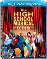High School Musical Blu-ray