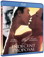 Indecent Proposal Blu-ray