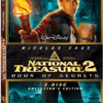 National Treasure: Book of Secrets DVD