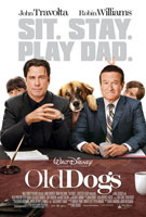Old Dogs Poster