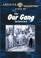 Our Gang Collection DVD
