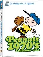 Peanuts 1970s Collection Vol. 2 DVD