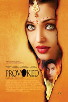 Provoked Poster