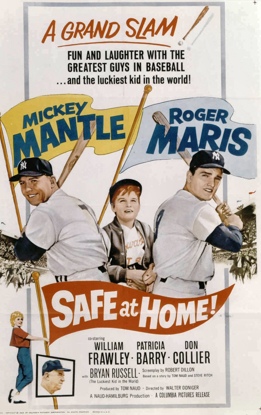 Safe at Home Poster