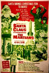 Santa Claus Conquers the Martains Poster