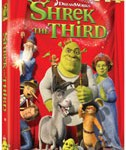Shrek the Third DVD