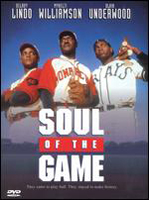 Soul of the Game DVD