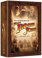The Adventures of Young Indiana Jones Volume One DVD