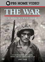 The War DVD