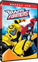 Transformers Animated: Season One DVD