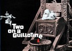 Two on a Guillotine DVD