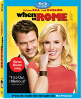 When in Rome Blu-ray