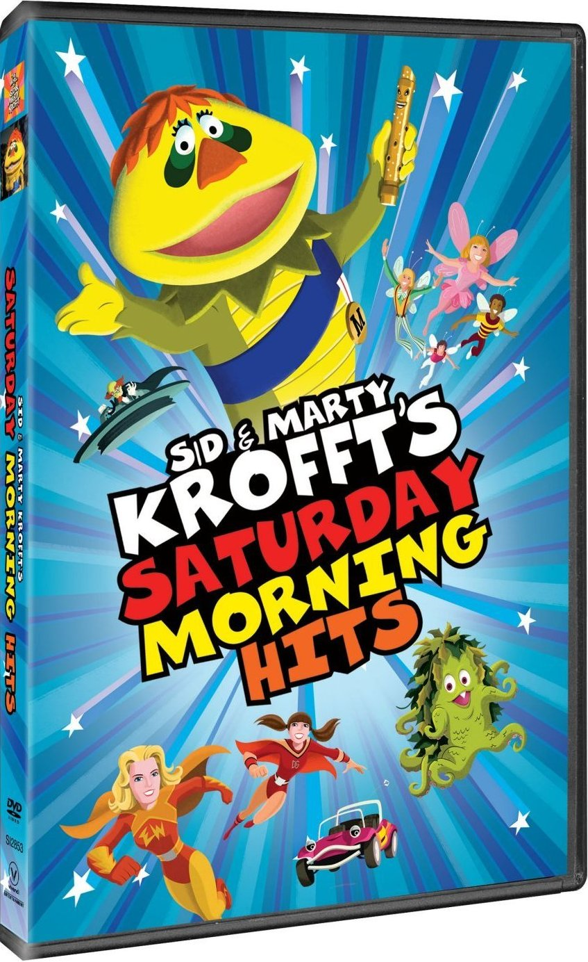 Sid & Marty Kroffts Saturday Morning Hits! DVD