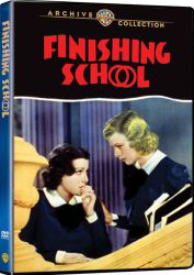 Finishing School DVD