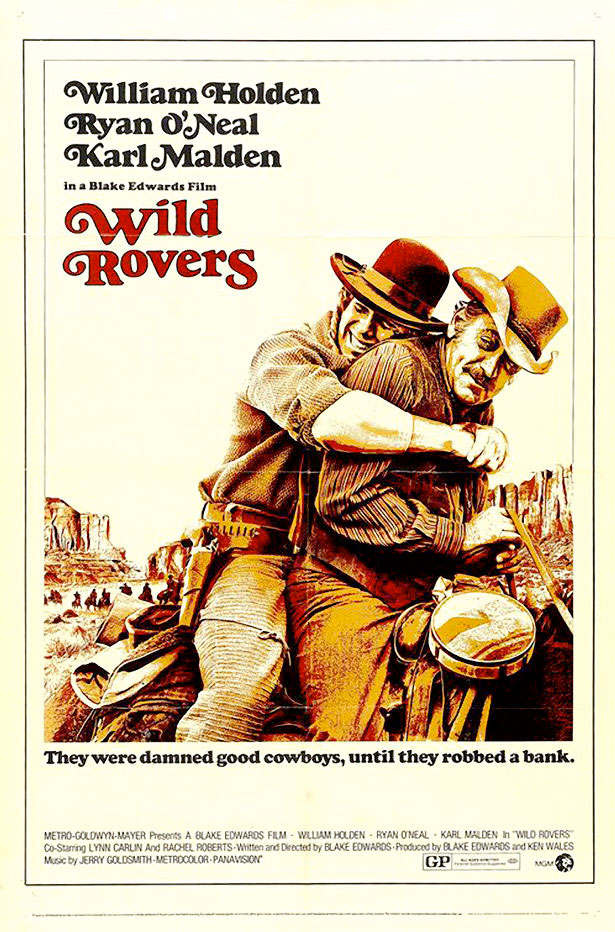 Wild Rovers Poster