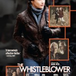 The Whistleblower One-Sheet Poster