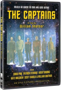 The Captains DVD