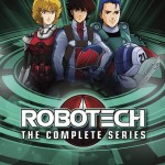 Robotech: the Complete Series DVD