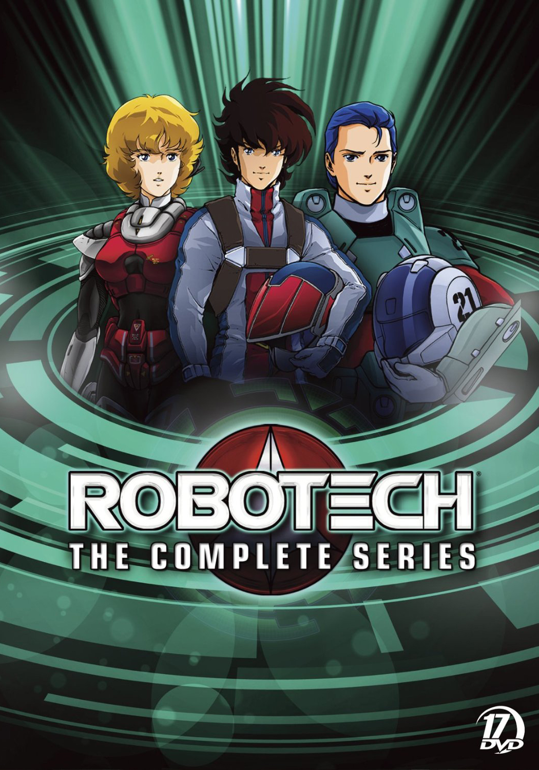 robotech the complete series review dvd review shop. Black Bedroom Furniture Sets. Home Design Ideas