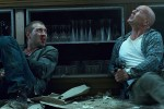 Good Day to Die Hard Jai Courtney Bruce Willis